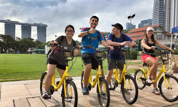 Post thumbnail of Are Singaporeans too selfish for bike-sharing?