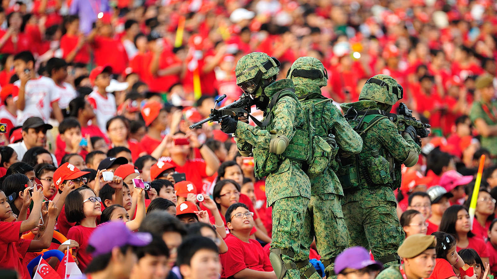 Featured image for Dear Singapore, stop taking your army boys for granted
