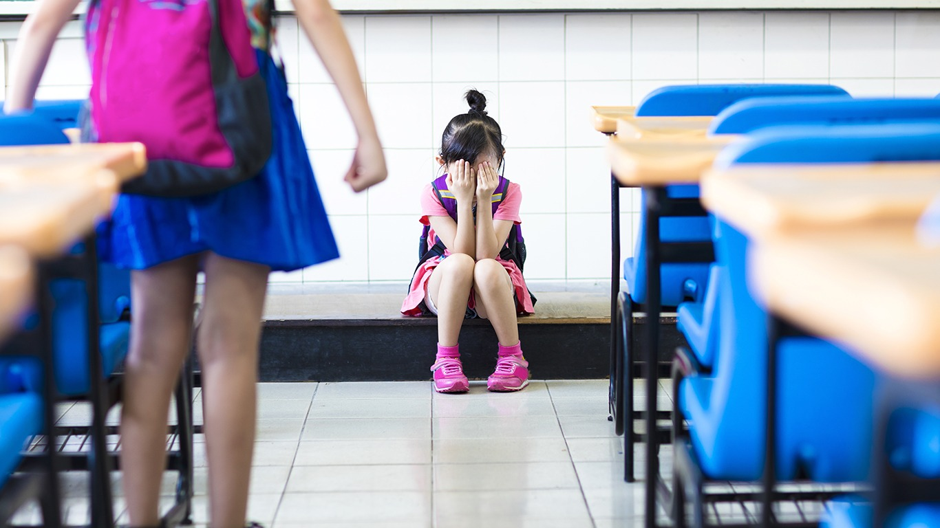 , As a child, I was guilty of being part of a group that bullied a young girl till she cried. Here's what I learnt
